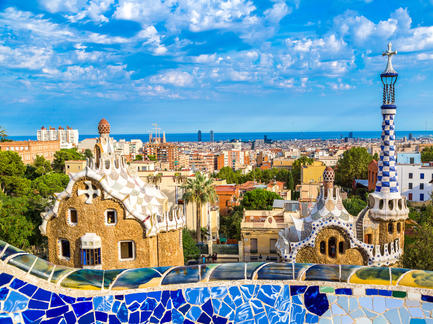 Barcelona Meer Panorama Spanien Fotolia 94725359 Subscription Monthly M2