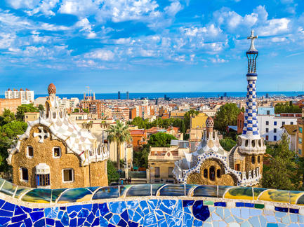Barcelona Meer Panorama Spanien Fotolia 94725359 Subscription Monthly M